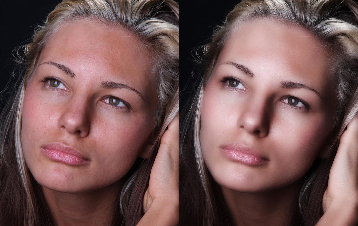 Как правильно сделать портретные фото